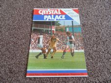 Crystal Palace v Blackburn Rovers, 1978/79